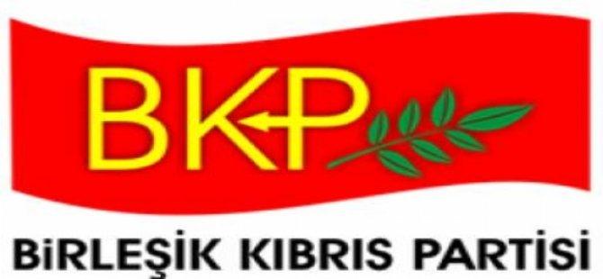 """BKP """"HAYIR"""" GEREKÇELERİNİ AÇIKLADI"""