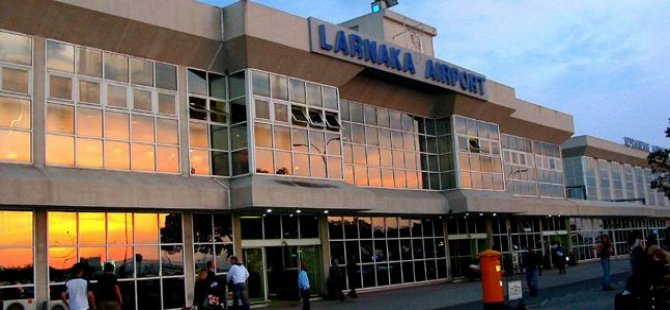 LARNAKA HAVAALANI'NDA 17 KİLO HİNT KENEVİRİ ELE GEÇİRİLDİ