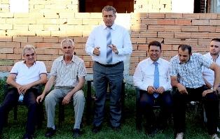 ARTER GAZİMAĞUSA'DAKİ BAZI SPOR KULÜPLERİNİ ZİYARET ETTİ