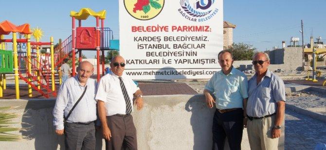 ADALIER, İSTANBUL BAĞCILAR BELEDİYESİ'Nİ KABUL ETTİ