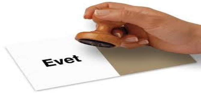 "CTP-BG, REFERANDUMDA ""EVET"" ÇAĞRISI YAPTI"