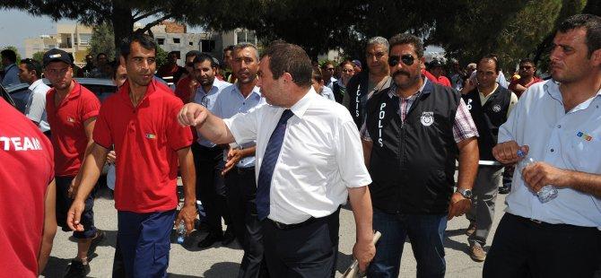 """""""SÜRATLE YENİ BİR ŞİRKET KURACAĞIZ"""" ..DENKTAŞ İSTİFA MI ETTİ?"""