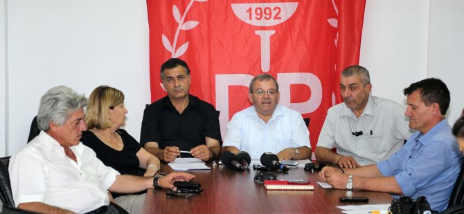 DENKTAŞ'IN İSTİFASINA RED!