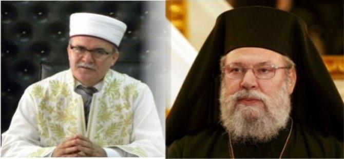 BAŞPİSKOPOS HRİSOSTOMOS, APOSTOLOS ANDREAS MANASTIRI'NDAKİ ÇALIŞMALARI DESTEKLEDİĞİNİ SÖYLEDİ
