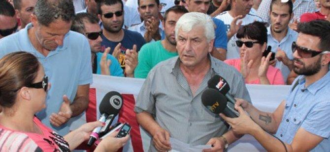 """""""169 CAS ÇALIŞANI KADERİNE TERK EDİLDİ"""""""