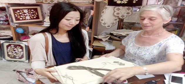 KANAKO SASAKİ, JAPONYA'DAN KKTC'YE BAKIN NE İÇİN GELMİŞ
