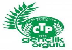 CTP-BG GENÇLİK ÖRGÜTÜ GAZZE SALDIRILARINDAN ÜZÜNTÜ DUYDUĞUNU AÇIKLADI