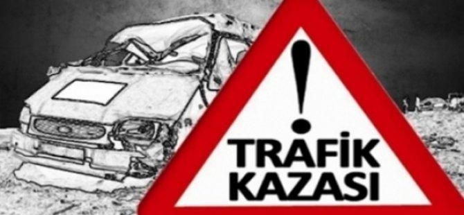 1 HAFTADA 25 TRAFİK KAZASI!