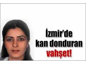 İZMİR'DE VAHŞET: Eski eşini öldürdü, cesedi dolaba sakladı