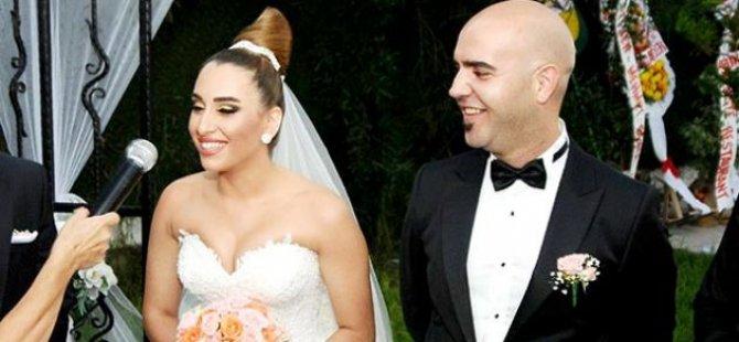 LEFKOŞA'NIN SEVİLEN İSİMLERİNDEN GİZEM İLE ÇAĞRI 'EVET' DEDİ