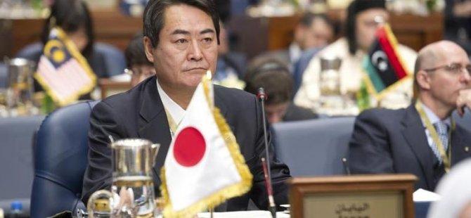 JAPON YETKİLİ GÜNEY KIBRIS'TA TEMASLARDA BULUNACAK