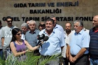 """TARIM BAKANLIĞI'NA """"MUHTIRA"""""""