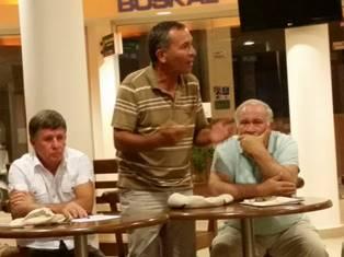 KTEZO GÜZELYURT-LEFKE İLÇESİ TOPLANTI DÜZENLEDİ