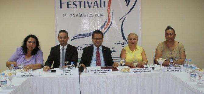 FESTİVAL BAŞLIYOR
