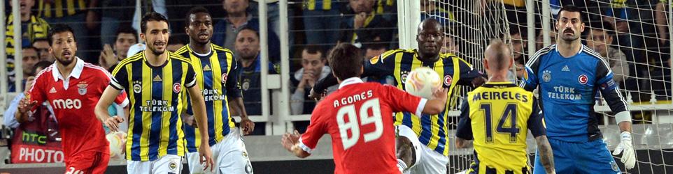 FENERBAHÇE UEFA AVRUPA LİGİ'NE VEDA ETTİ