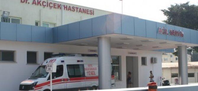 HASTANE'DE REZİLLİK!