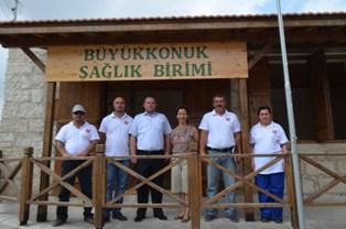 """""""YERİNDE SAĞLIK HİZMETİ PROJESİ"""""""