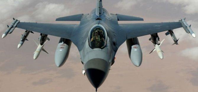 ABD'NİN IŞİD'E HAVA SALDIRILARI SÜRÜYOR