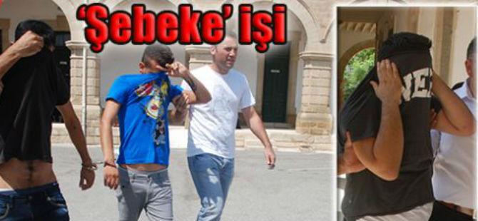 KREDİ KARTI ÇETESİ ÇÖKERTİLDİ!