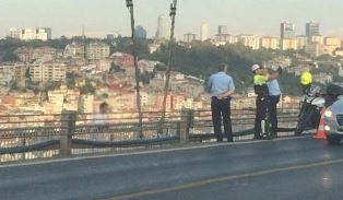 BİR CAN GİTTİ, POLİS SELFİE ÇEKTİ!