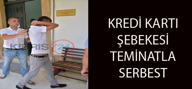 KREDİ KARTI ŞEBEKESİ TEMİNATLA SERBEST