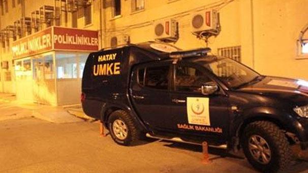 TÜRKİYE'DE EBOLA PANİĞİ!