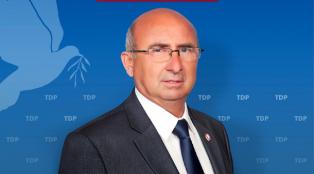 TDP GENEL BAŞKANI ÖZYİĞİT'TEN HÜKÜMET SU PROJESİ ELEŞTİRİSİ
