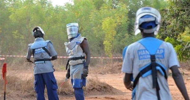 SENEGAL'DE 12 MAYIN İŞÇİSİ KAÇIRILDI