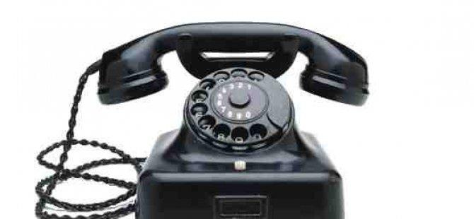 GAZİMAĞUSA'DA YARIN TELEFON HİZMETLERİ AKSAYACAK
