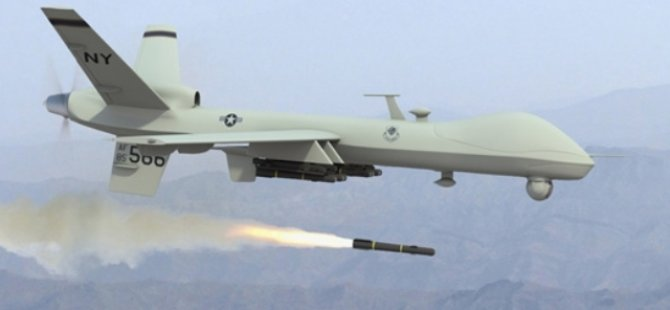 ABD ÇOK KRİTİK IŞİD HEDEFLERİNİ VURDU