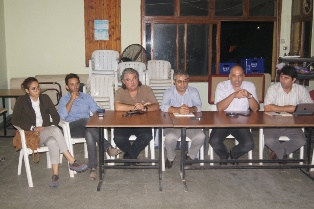 MEHMETÇİK BELEDİYESİ'NDE CITTASLOW BİLGİLENDİRME TOPLANTISI