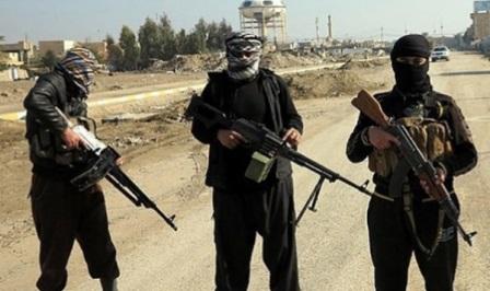 IŞİD'E YÖNELİK OPERASYONLARDA 30 MİLİTAN ÖLDÜRÜLDÜ