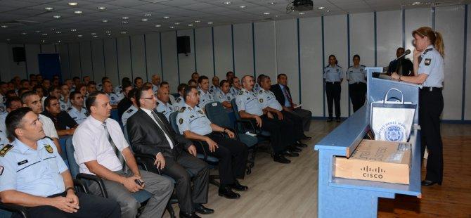 PGM'DEN POLİSLERE EĞİTİM