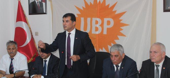 """""""UBP VAROLDUĞU SÜRECE GÜZELYURT VERİLMEYECEK!"""""""