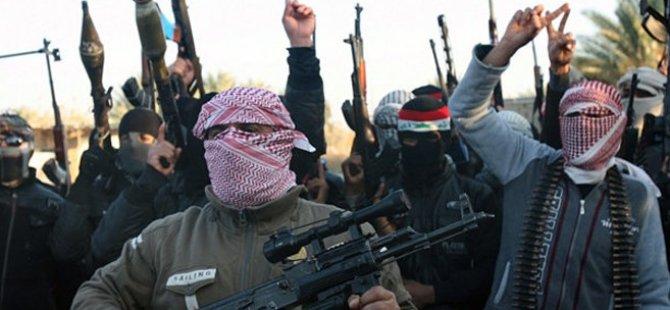 """""""IŞİD SOYKIRIM YAPIYOR"""""""