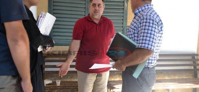 """""""IŞIL REKLAM LTD."""" İSİMLİ İŞ YERİNDE"""