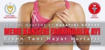 """""""MEME KANSERİ FARKINDALIK AYI"""""""