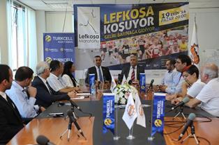 LEFKOŞA MARATONU'NDA GERİ SAYIM BAŞLADI