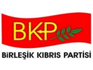 """""""ÜLKENİN UBP HESAPLAŞMALARINA MAHKUM EDİLMESİ KABUL EDİLEMEZ"""""""