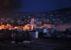 'KOBANİ KORİDORU' DÜNYA BASININDA: TÜRKİYE'NİN U DÖNÜŞÜ