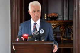 """""""ANASTASİADİS ÖN KOŞULSUZ MÜZAKERE MASASINA DÖNMELİDİR!"""""""