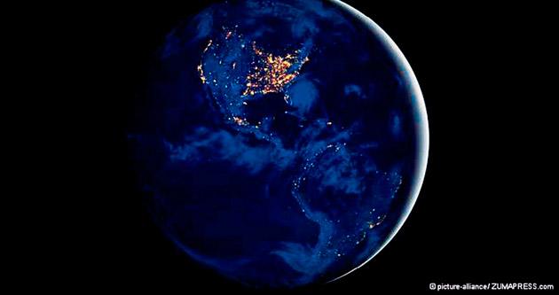 NASA'DAN KORKUTAN AÇIKLAMA...DÜNYA'NIN YARISI...