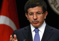 """KKTC'DEN DAVUTOĞLU'NA """"İKİ DEVLET"""" TEPKİSİ"""