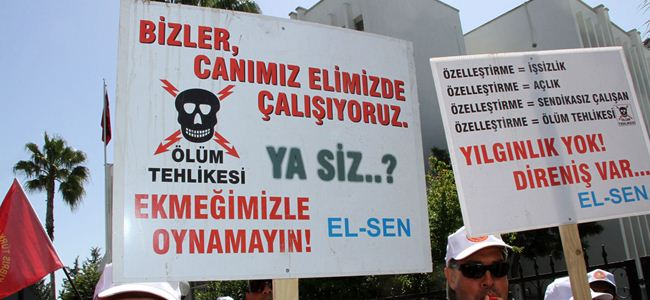 ELEKTRİK'TEN UYARI GELDİ!