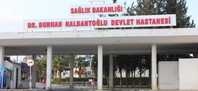 LEFKOŞA DEVLET HASTANESİ NORMALE DÖNDÜ