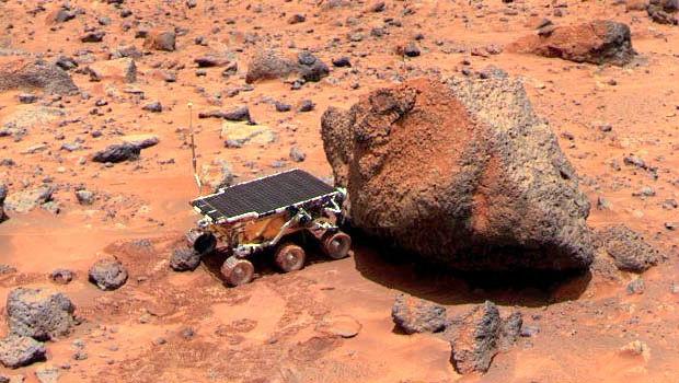 MARS'TA YAŞAM OLABİLİR