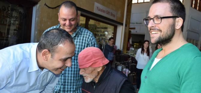 """""""LEFKOŞA'NIN SİMGE NOKTALARINDAN BİRİSİ"""""""