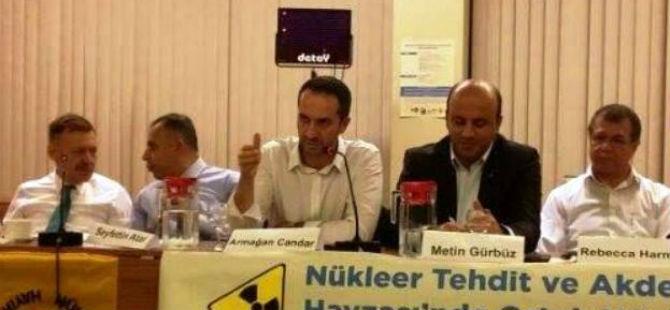 """""""NÜKLEER TEHDİT VE AKDENİZ HAVZASINDA ORTAK MÜCADELE"""""""