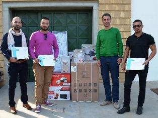 SOS ÇOCUKKÖYÜ DERNEĞİ'NE BAĞIŞ…