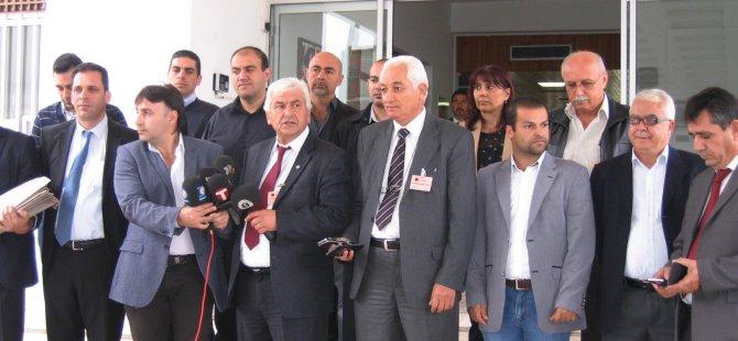 10 SENDİKA BAŞKANI İÇİN 100'LERCE POLİS GÖNDERİLDİ!